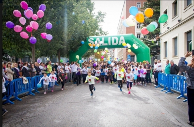 XIV Carrera y Marcha no competitiva contra el Cancer