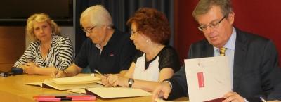 La UCLM y la Fundación Leticia Castillejo renuevan su colaboración en la lucha contra el cáncer